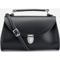 The Cambridge Satchel Company Womens Mini Poppy Shoulder Bag - Black
