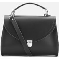 The Cambridge Satchel Company Womens The Poppy Shoulder Bag - Black