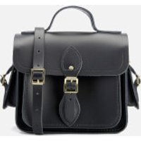 The Cambridge Satchel Company Womens Traveller Bag with Side Pockets - Black