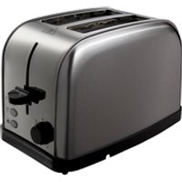 Russell Hobbs 18780 2 Slice Futura Toaster - Stainless Steel