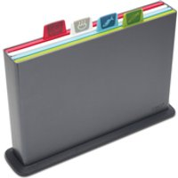 Joseph Joseph Index Large Chopping Board - Graphite - Chopping Board Gifts