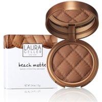 Laura Geller Beach Matte Baked Hydrating Bronzer - Deep