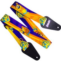 Scooby-Doo! Fabric Guitar Strap - Music Gifts