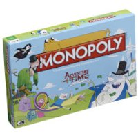 Monopoly - Adventure Time Edition - Adventure Time Gifts