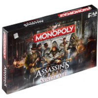 Monopoly - Assassins Creed Syndicate Edition - Monopoly Gifts