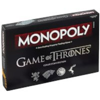 Game of Thrones Monopoly Deluxe Edition - Monopoly Gifts