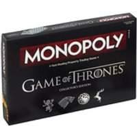 Monopoly - Game of Thrones Deluxe Edition