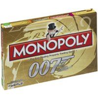 Monopoly - James Bond Edition - Monopoly Gifts