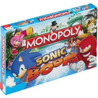 Monopoly  Sonic Boom Edition