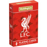 Waddingtons No. 1 Playing Cards - Liverpool FC - Playing Cards Gifts
