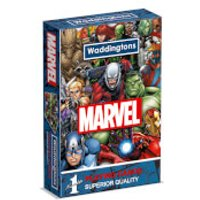 Waddingtons No. 1 Playing Cards - Marvel Universe - Playing Cards Gifts