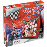Guess Who - WWE Edition - Wwe Gifts