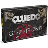 Cluedo Mystery Board Game - Game of Thrones Edition - Game Of Thrones Gifts