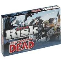 Risk Board Game - The Walking Dead Edition - Walking Gifts