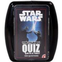 Top Trumps Quiz Game - Star Wars Edition - Quiz Gifts