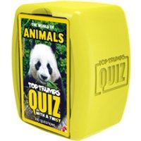 Top Trumps Quiz - Animals