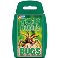 Classic Top Trumps - Bugs