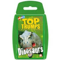 Top Trumps Card Game - Dinosaurs Edition - Dinosaurs Gifts