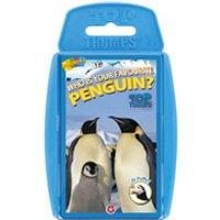 Classic Top Trumps - Penguins - Penguins Gifts
