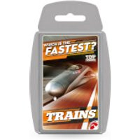 Classic Top Trumps - Trains - Trains Gifts