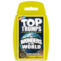 Classic Top Trumps - Wonders of the World
