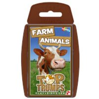 Top Trumps Card Game - Farm Animals Edition - Animals Gifts