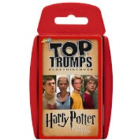 Top Trumps Card Game - Harry Potter and the Goblet of Fire Edition - Harry Potter Gifts