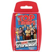 Top Trumps Card Game - The Big Bang Theory Edition - The Big Bang Theory Gifts