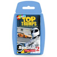 Top Trumps Specials - Top Gear: Cool Cars 2 - Top Gear Gifts