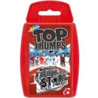 Top Trumps Card Game - World Football Stars Edition - Football Gifts