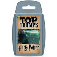 Top Trumps Card Game - Harry Potter and the Deathly Hallows 2 Edition - Harry Potter Gifts