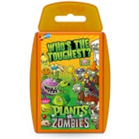 Top Trumps Specials - Plants vs. Zombies