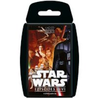 Top Trumps Card Game - Star Wars 4-6 Edition - Star Wars Gifts