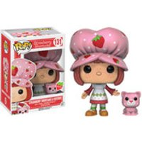 Strawberry Shortcake and Custerd Scented Pop! Vinyl Figures - Strawberry Gifts