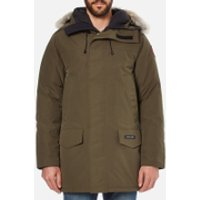 Canada Goose Men's Langford Parka Jacket - Military Green - XL - Green