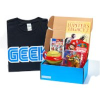 My Geek Box July 2016 - Men's - XXL