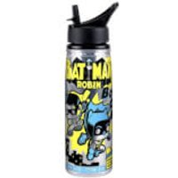 DC Comics Batman and Robin Pop! Home Acrylic Water Bottle