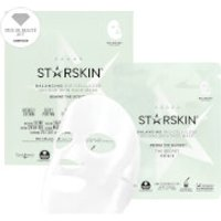 STARSKIN Behind The Scenes Coconut Bio-Cellulose Balancing Face Mask
