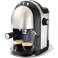Morphy Richards 172004 Accents Brushed Espresso Coffee Maker