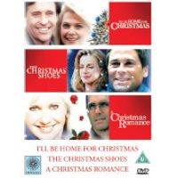 The Christmas Shoes/A Christmas Romance/I'll Be Home For Christmas Box Set