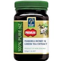 Manuka Health Manuka Honey Plus Green Tea Extract - 500g