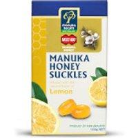 Manuka Health Manuka Honey Suckles with Lemon MGO 400+ 100g