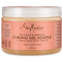 Shea Moisture Coconut & Hibiscus Curling Gel Souffle 326ml