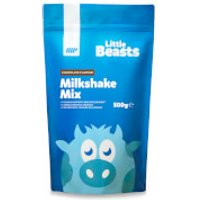 Little Beasts Milkshake Mix - 500g - Pouch - Natural Chocolate