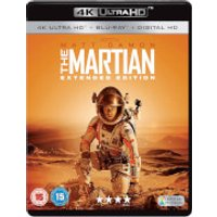 The Martian - Extended Edition - 4K Ultra HD (Includes UV Copy)