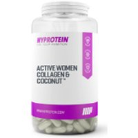 Active Women Collagen & Coconut™ - 60capsules - Pot - Unflavoured
