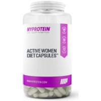 Active Women Diet Capsules™ - 180capsules - Pot - Unflavoured