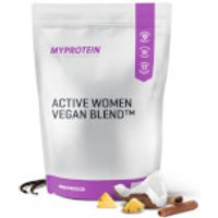 Active Women Vegan Blend™ - 1kg - Pouch - Banana Cinnamon