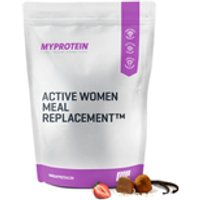 Active Women Meal Replacement™ - 1kg - Pouch - Velvet Vanilla