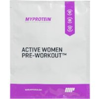 Active Women Pre-Workout™ (Sample) - 25g - Pouch - Summer Fruits
